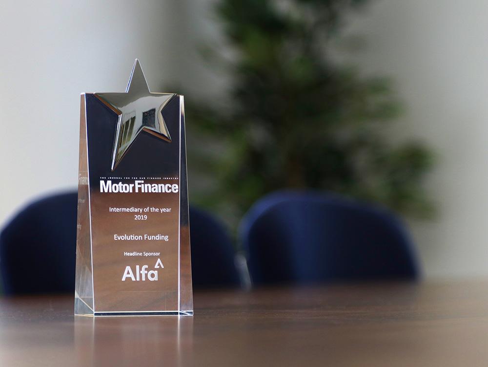 motor finance awards 2019